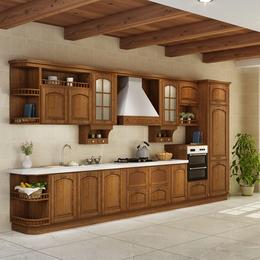定制 實木廚房櫥柜縮略圖