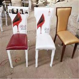 君康复古主题餐厅桌椅咖啡厅桌椅酒店会议室桌椅厂家定做缩略图