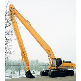 挖掘机加长臂二段加长臂热销厂家