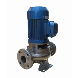 不锈钢耐酸碱腐蚀管道泵 化工管道泵价格 立式不锈钢化工泵