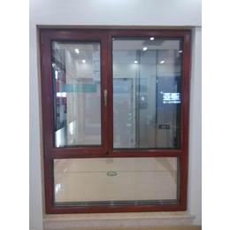 P77铝型材 北京京港亚门窗
