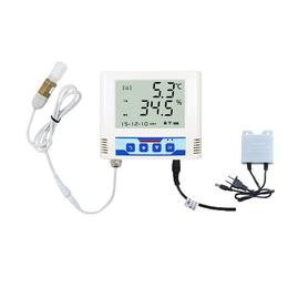WIFI温湿度记录仪  药店商场车间温湿度采集专用