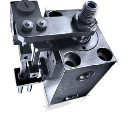 全德国进口AHP MERKLE品牌带机械式感应开关的方形油缸