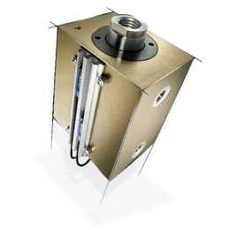 全德国进口AHP MERKLE品牌带磁感应开关的方形液压缸