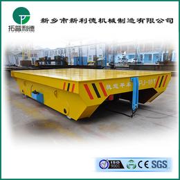 上海50t轨道平车设计福建低压轨道电动平车综合实力强