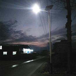 新农村太阳能路灯照明灯