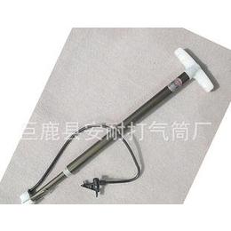 安耐铝合金打气筒 篮球自行车山地车汽车高压 脚踏 配件便携