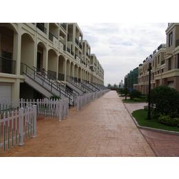 市政道路建设优先地坪-压模地坪-上海?#36712;?#26223;观工程有限公司