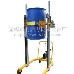 双立柱高位手动/电动倒油油桶搬运车/倒油车 WB30、WE30