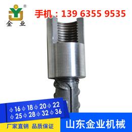 今日直螺纹套筒价格 河北省邯郸市16钢筋套筒批发