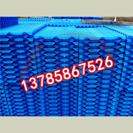 5S波填料  尺寸是750x1000mm PVC填料