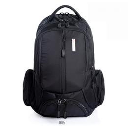 威戈商务电脑双肩背包休闲旅行双肩包14寸品牌电脑包批发