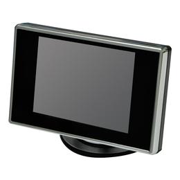 高清3.5寸液晶显示器水晶外观超A屏优画质车载倒车显示屏