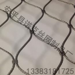 不锈钢绳网 不锈钢安全绳网 不锈钢卡扣绳网 不锈钢绳扣网