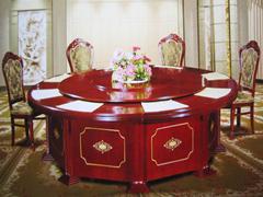酒店宴會電動餐桌