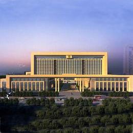 江西省公安指挥中心办公楼预缩略图