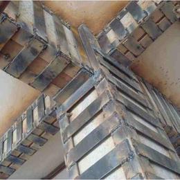 结构加固设计施工 柱子包钢