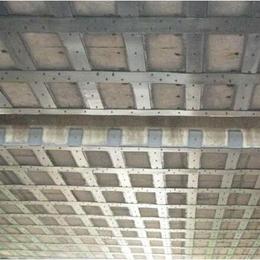 结构加固设计施工 粘贴钢板