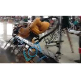 折弯平安国际乐园手设备 力泰科技钣金机器人折弯