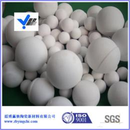 淄博赢驰高铝陶瓷研磨球高铝球