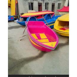 7月厂家热卖  各种颜色 付友造船厂 手划船 4-6人手划船