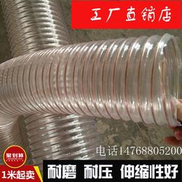 天津河东区pu透明钢丝风管批发市场14768805200