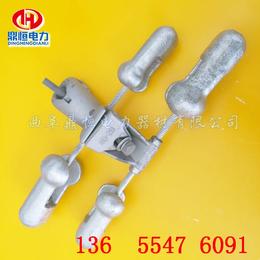 光缆防震锤  预绞式防护金具  钢绞线防震锤型号