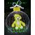 哆啦A梦LED过街灯 公园卡通图案滴胶发光灯 市政街道美化缩略图2
