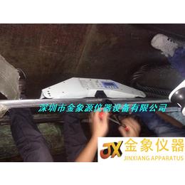 多通道斜拉桥张力仪金象300KN便携式钢丝绳拉力测量仪