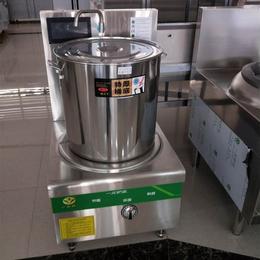 餐用电磁炉专用煮炉不锈钢加厚桶底