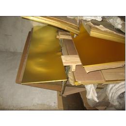 国标耐腐蚀C3701铅黄铜板广东伟昌供应C37000铅黄铜板