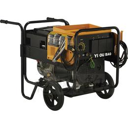250A柴油发电电焊机油耗
