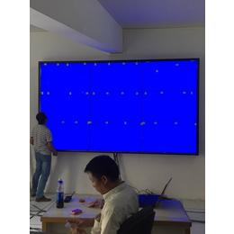 莆田三星55寸高清3.5mm液晶拼接屏OEM大屏幕拼接墙整机