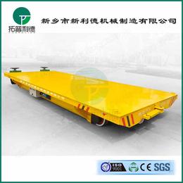 烤漆设备轨道平车设计输送设备无动力平板车免检设备