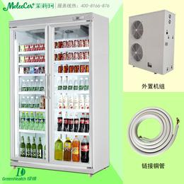 茉莉珂冷柜LD-PT-1440平头双门豪华冷藏展示柜冰柜价格缩略图