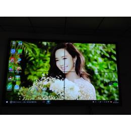 宿州三星55寸高清3.5mm液晶拼接屏OEM大屏幕拼接墙整机