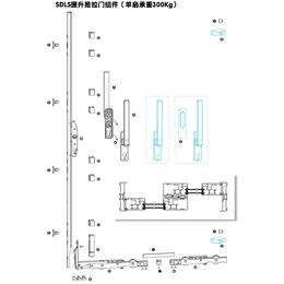 汉麟丽斯门窗系统高端品牌五金配件经典耐用