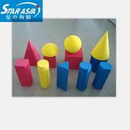 供应异形海绵 海绵冲型制品 EVA海棉管粗糙海绵