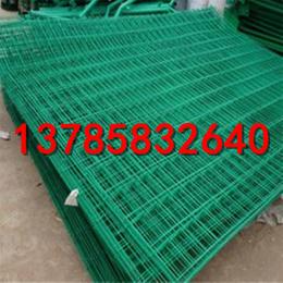 果园种植护栏网    便宜的双边护栏网   绿色防护网