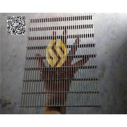 条缝筛板楔形丝斜筛筛板定制