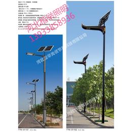 清河县乡村6米太阳能路灯 楷举牌LED路灯厂家施工方法