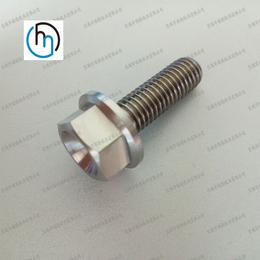 钛合金螺栓外六角m10钛螺丝标准件批发规格齐全厂家直销
