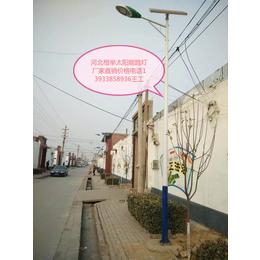 巨鹿乡村6米30瓦太阳能路灯 LED路灯厂家详细描述