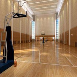 供应厂家直销2017新款北京欧氏篮球木地板