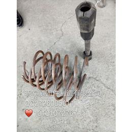 河北沙河M32螺旋筋重量计算公式-晓军锚具王波专业从事多年