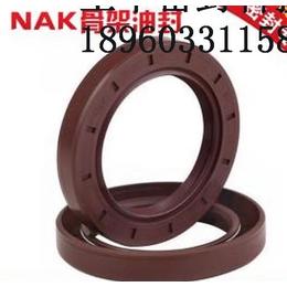 台湾进口NAK氟橡胶骨架油封尺寸表