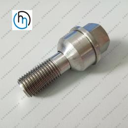 汽车改装配件定制汽车轮毂钛合金螺丝螺栓螺帽厂家直销