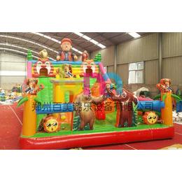 四川****畅销的儿童充气城堡款式-充气城堡规格-充气城堡报价