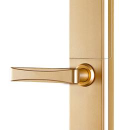 供应诺克威A60滑盖式家居智能指纹锁