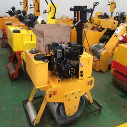 小型振动压路机轻型手扶式单钢轮压路机供应